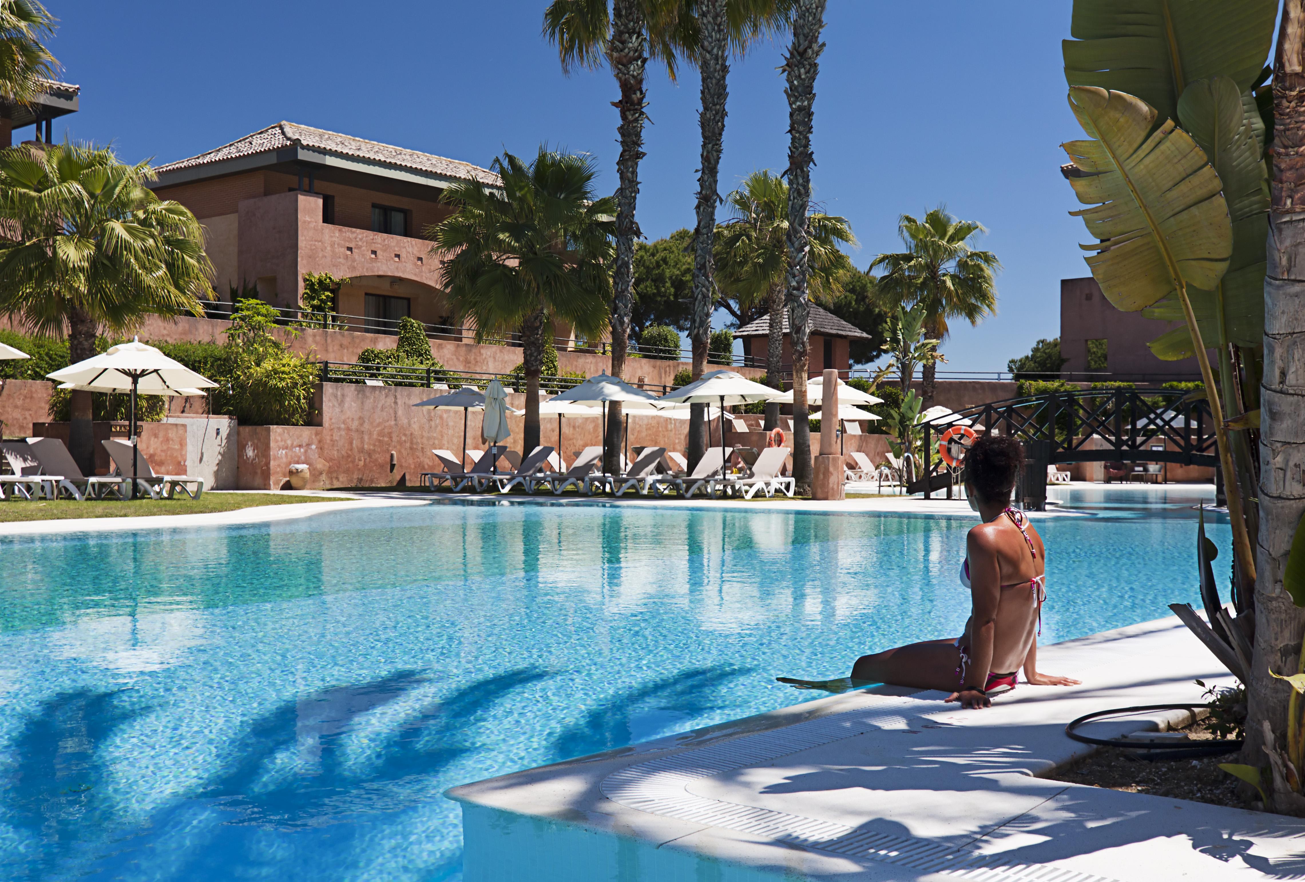 DoubleTree By Hilton Islantilla Beach Golf Resort ****