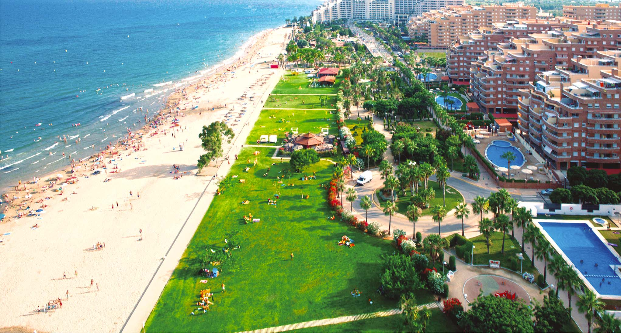Complejo Marina d'Or Hoteles y Apartamentos Turísticos